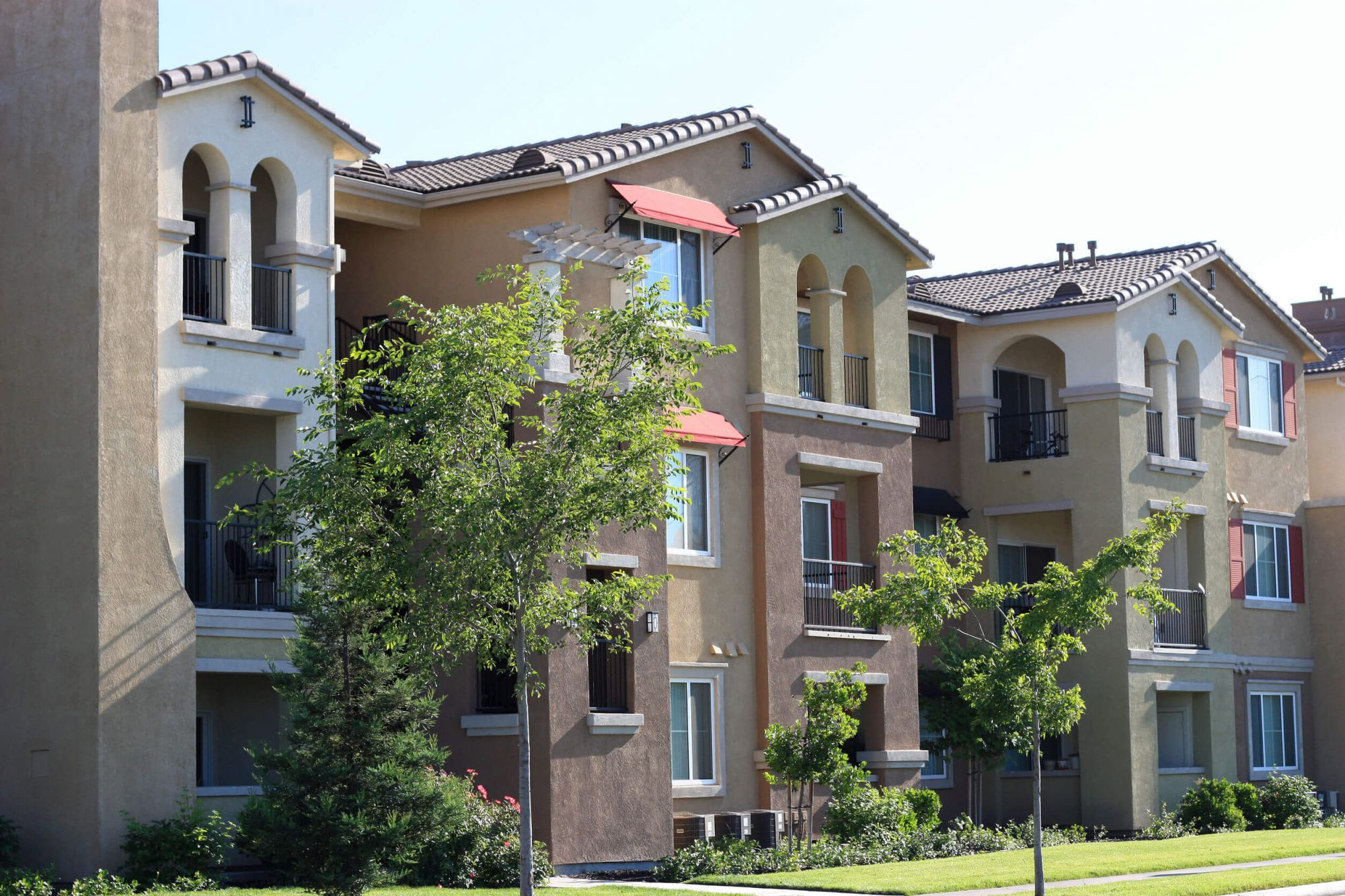 Apartment Building Insurance - Anaheim, CA.
